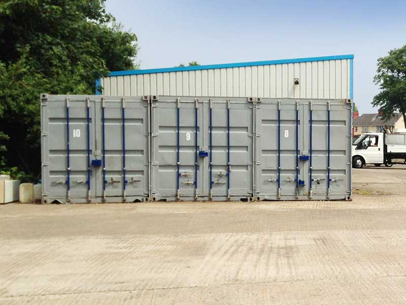 Storage Containers near Walsall